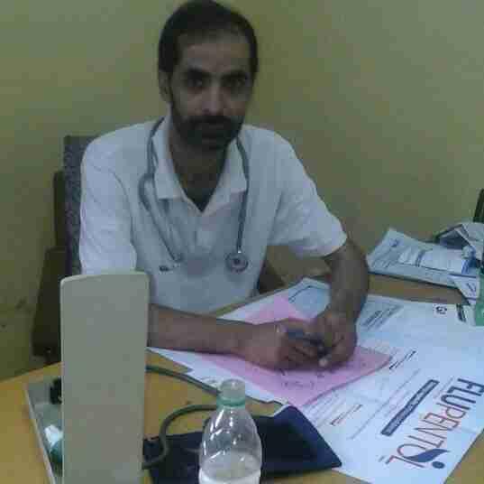 Dr. Nisar Ahmad Peerzada's profile on Curofy