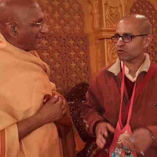 Krishna Swami Ji's profile on Curofy
