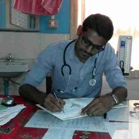 Dr. Sagar's profile on Curofy