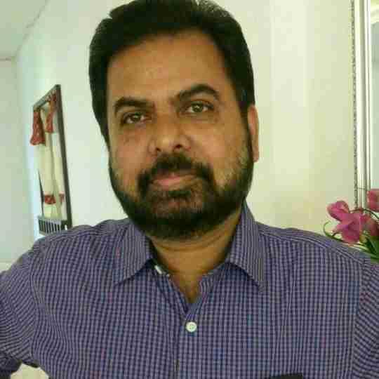 Dr. Hariprasad Vp's profile on Curofy