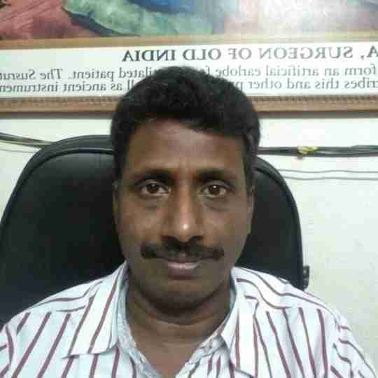 Dr. Ravi Kumar Guduru's profile on Curofy