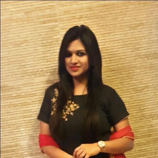 Gayatri Patel's profile on Curofy