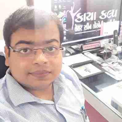 Dr. Jigar Adhiya's profile on Curofy