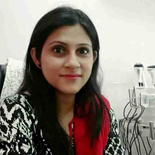 Dr. Priyanka Paruthi's profile on Curofy