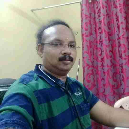 Dr. N Kirubananad's profile on Curofy