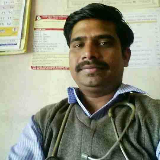Dr. Sharad Talpade's profile on Curofy