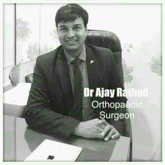 Dr. Ajay Rathod's profile on Curofy