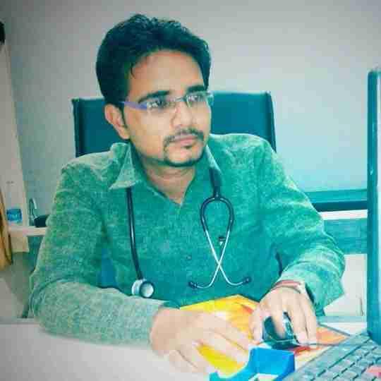Dr. Harkishan Solanki's profile on Curofy