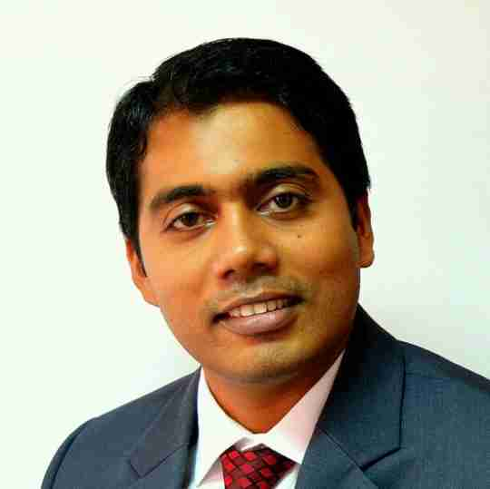 Dr. Arun Rajan's profile on Curofy