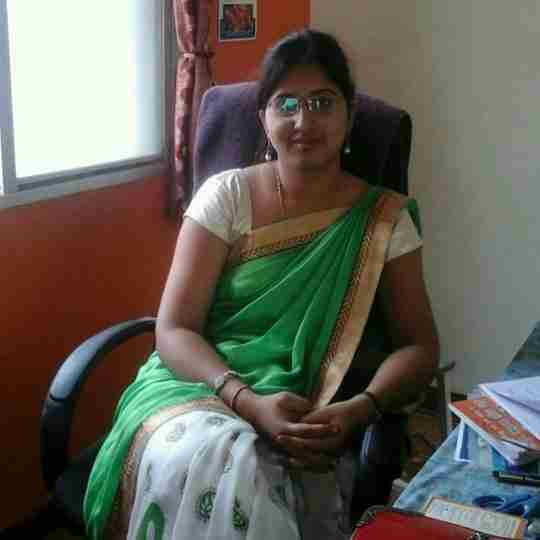Dr. Aarti Prajapati's profile on Curofy