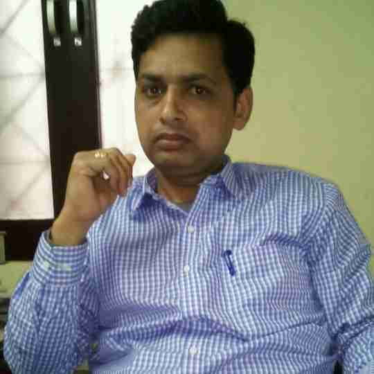 Dr. Vivek Pandey's profile on Curofy