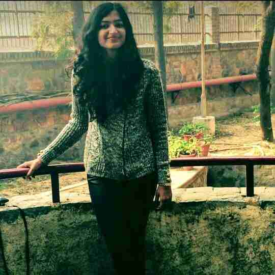 Anusha Jha's profile on Curofy