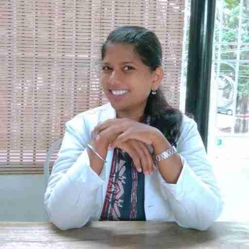 Dr. Sindhu Jain M S's profile on Curofy