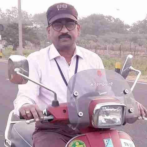 Karalvar Narayanasamy's profile on Curofy