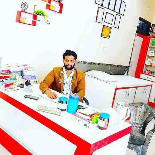 Dr. Hansraj Bairwa's profile on Curofy