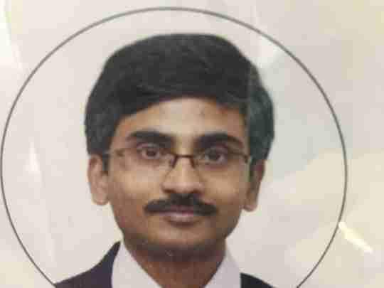 Dr. Viswanath Reddy's profile on Curofy