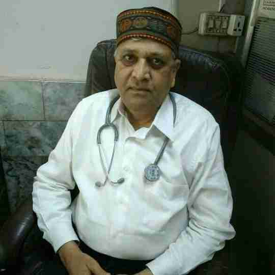 Dr. R.c. Tyagi's profile on Curofy