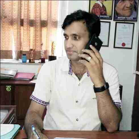 Satish Gupta's profile on Curofy