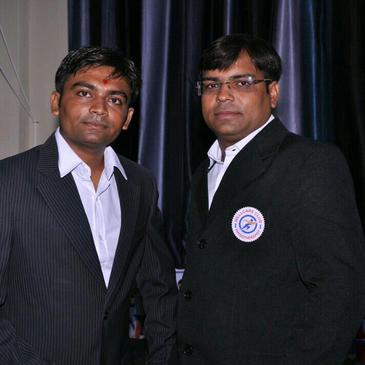 Dr. Chirag Pansuriya (Pt)'s profile on Curofy