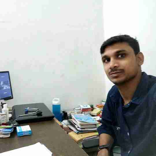 Dr. Muhammed Riyas Kp's profile on Curofy