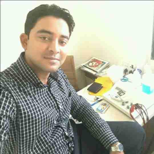 Dr. M Imran Shaikh (Pt)'s profile on Curofy