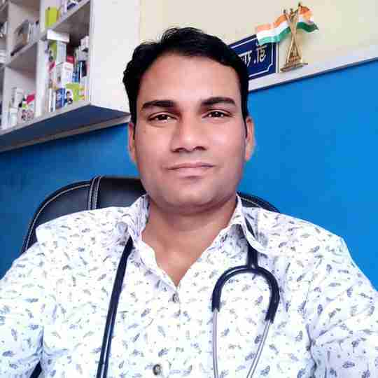 Dr. Raj Kumar Jatawat's profile on Curofy