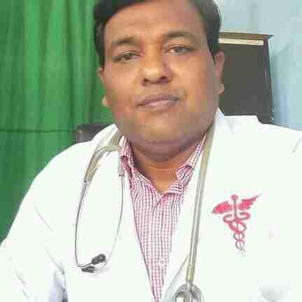 Dr. Basavaraj M Yadravi's profile on Curofy