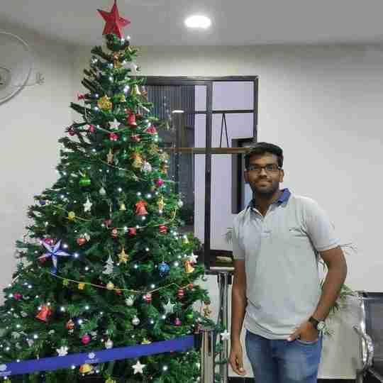 Sreehari Amarlapudi's profile on Curofy