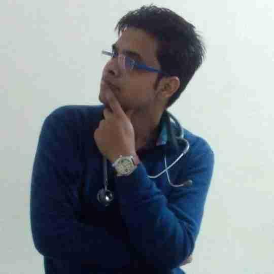 Dr. Shayak Chakraborty's profile on Curofy