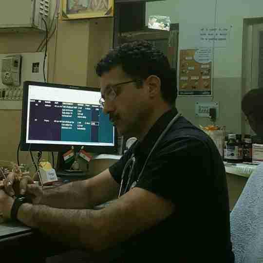 Dr. Devender Bohra's profile on Curofy