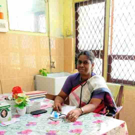 Arockia Nirmala Nancy's profile on Curofy