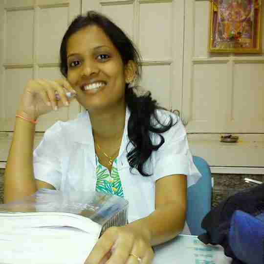 Dr. Sheetal Shinde's profile on Curofy
