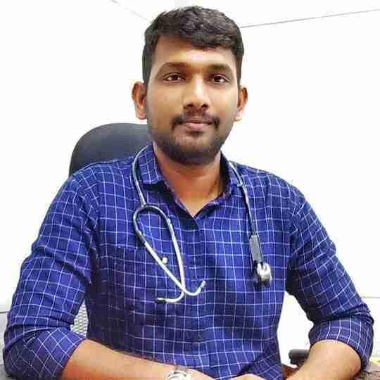 Dr. Chaitanya Ejagar's profile on Curofy