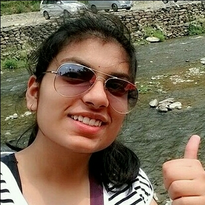 Akshita Gupta's profile on Curofy