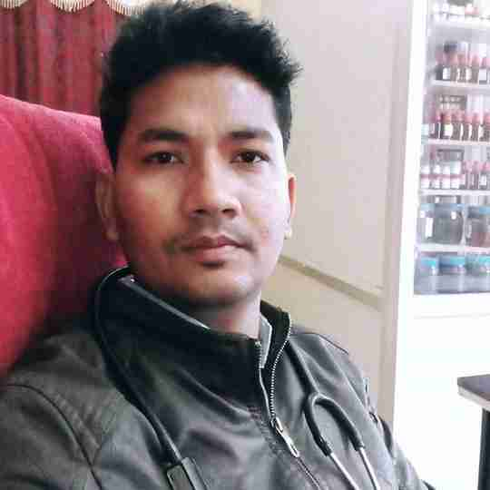 Dr. Neeraj Kumar Sharma's profile on Curofy