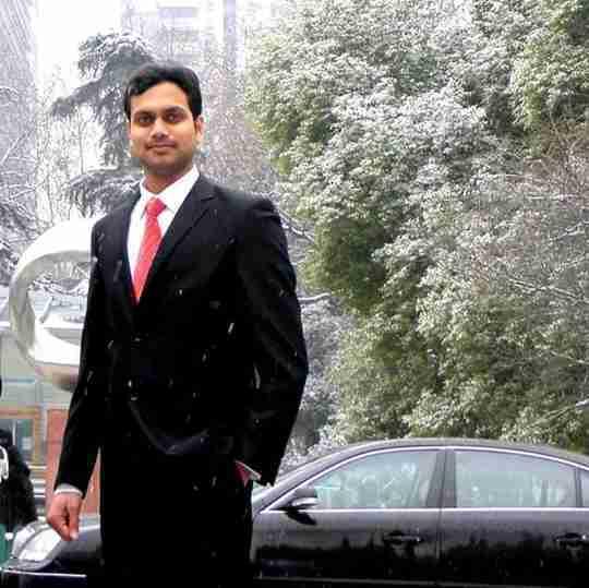 Dr. Sridhar Kothuri's profile on Curofy