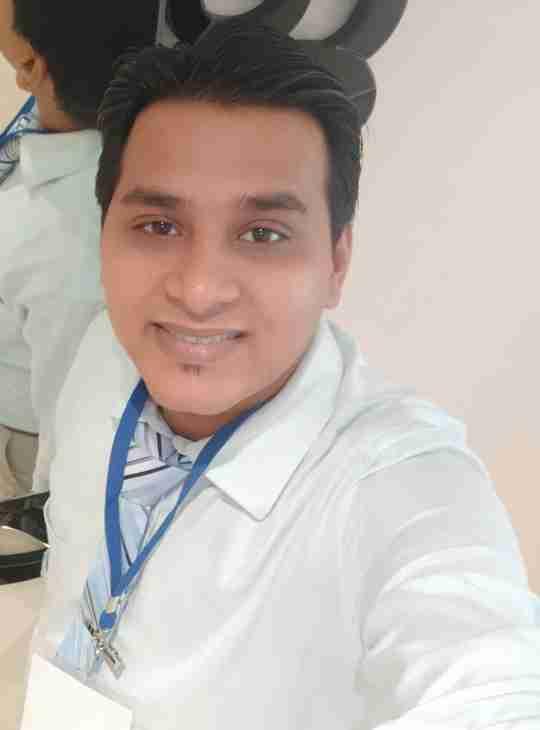 Dr. Fahad Farooqui's profile on Curofy