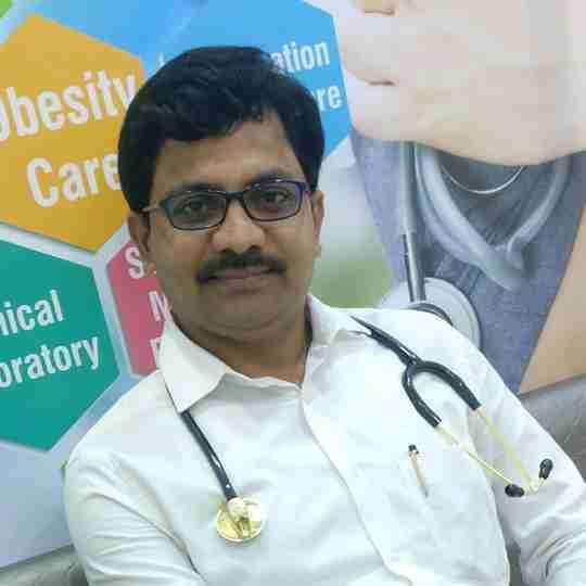 Dr. Maheshkumar Kadam's profile on Curofy