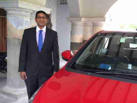 Dr. Chandramouli Govindarajulu's profile on Curofy