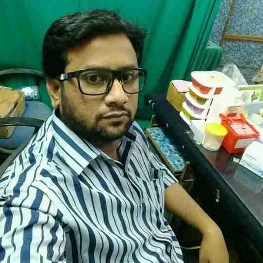 Dr. Shaikh F's profile on Curofy