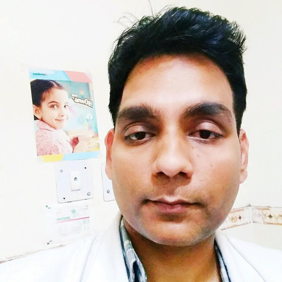 Dr. Prashant Parashar's profile on Curofy