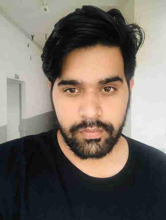 Dr. Shubham Sharma's profile on Curofy