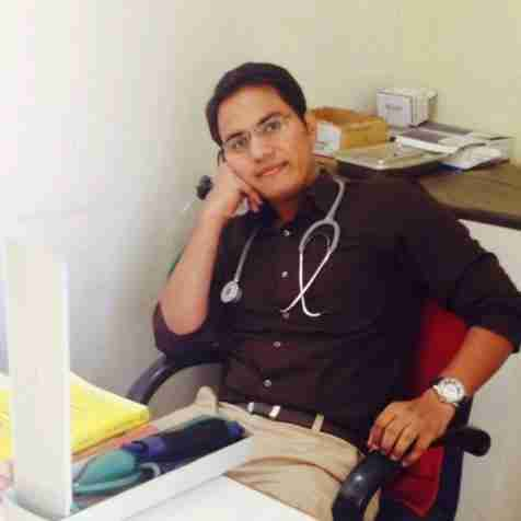 Dr. Mikdad Ali Musabji's profile on Curofy