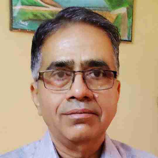 Dr. Ved Prakash Sharma's profile on Curofy
