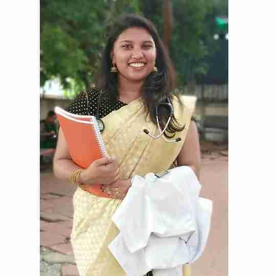 Dr. Meenu Priya A's profile on Curofy