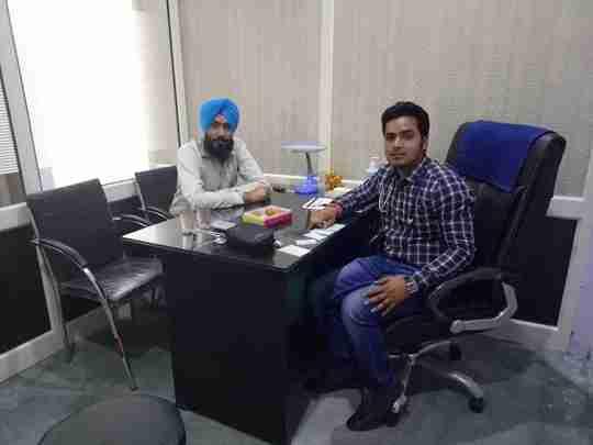 Dr. Kuldeep Singh's profile on Curofy