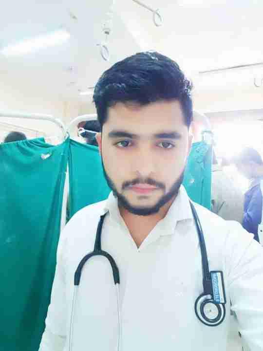Dr. Ankit Mogha's profile on Curofy