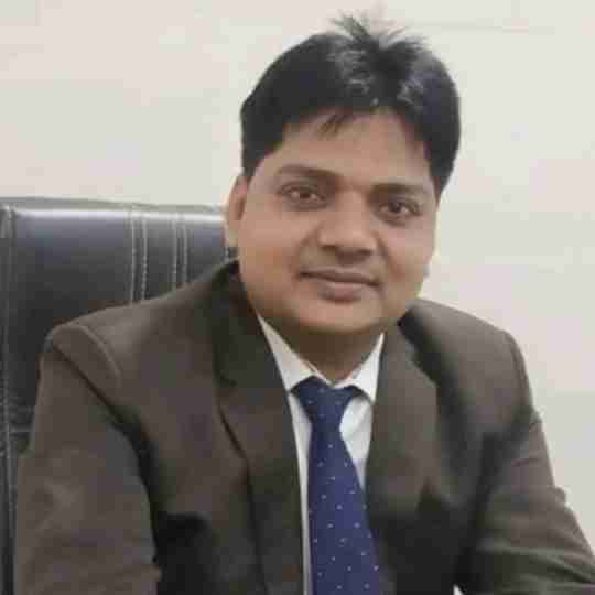 Dr. Manish Pandey's profile on Curofy