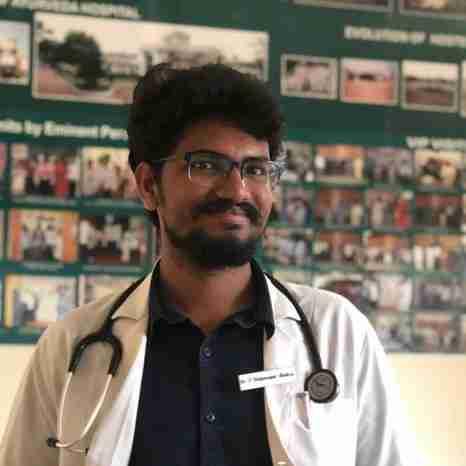 Dr. Vidyasagar Badisa's profile on Curofy