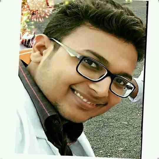 Kshitij  Sundarkar's profile on Curofy